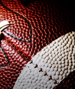 football-closeup